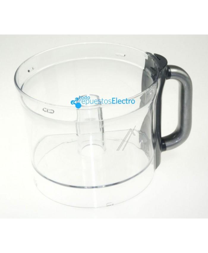 Bowl recipiente robot de cocina kenwood multi pro fp comprar - Fp de cocina ...