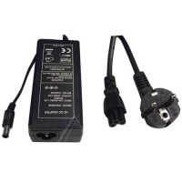 Cable de alimentación TV con conector 12V-5,0A