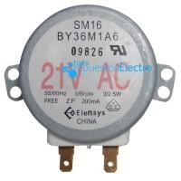 Motor microondas Samsung SM16