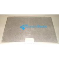 Filtro metálico campana extractora Balay, Bosch, Neff, Siemens