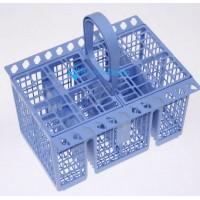 Cesto cubiertos azul lavavajillas Indesit, Ariston, Hotpoint