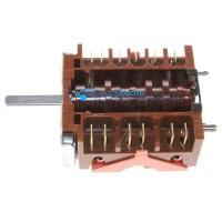 Conmutador de horno 6 posiciones Corbero, Electrolux, Zanussi
