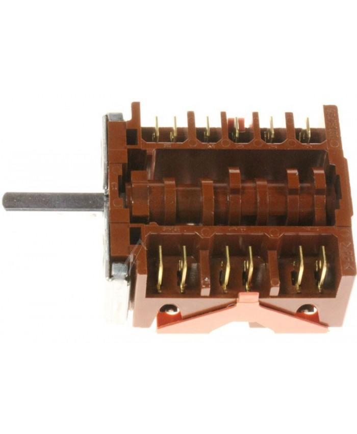Conmutador para hornos Indesit