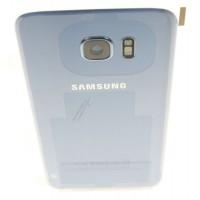 Tapa de la batería para los móviles Samsung Galaxy S7 Edge. Color Azul.