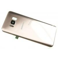 Tapa trasera para móvil Samsung Galaxy S8 color Rosa