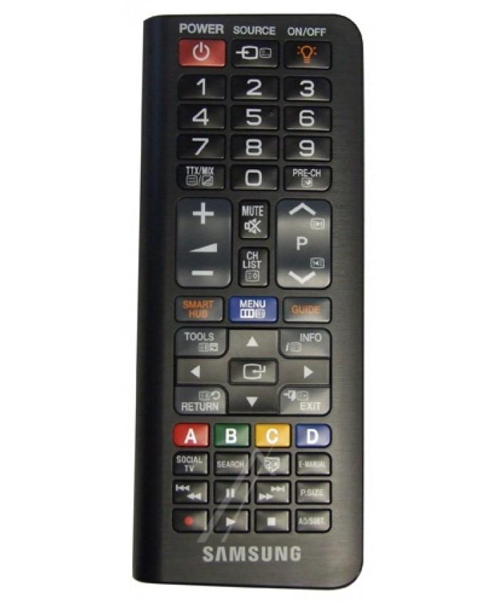 Mando a distancia con teclado QWERTY para TV Samsung BN59-01134H